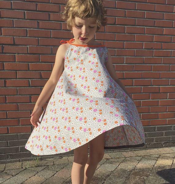 Idée couture facile robe Dolores